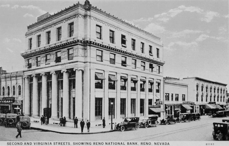 Prominent corner, 1921