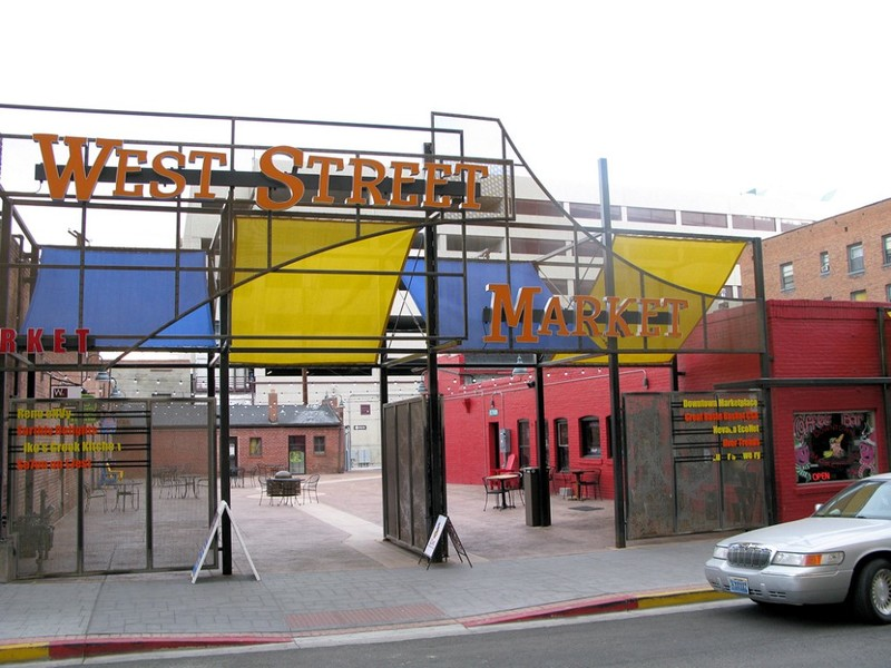 West Street Market, 2010