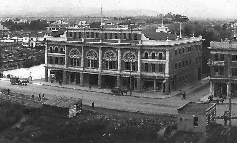Masonic Temple, ca. 1907