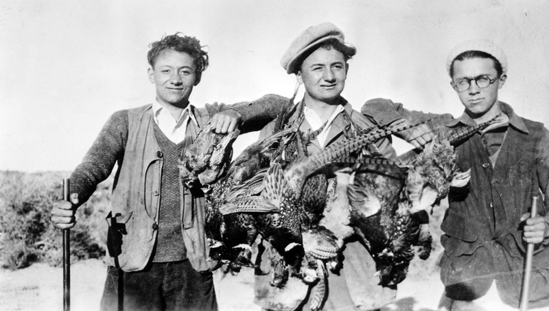 The Pincolini brothers, 1930s