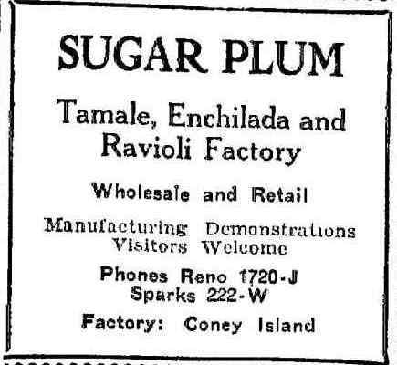 Sugar Plum factory