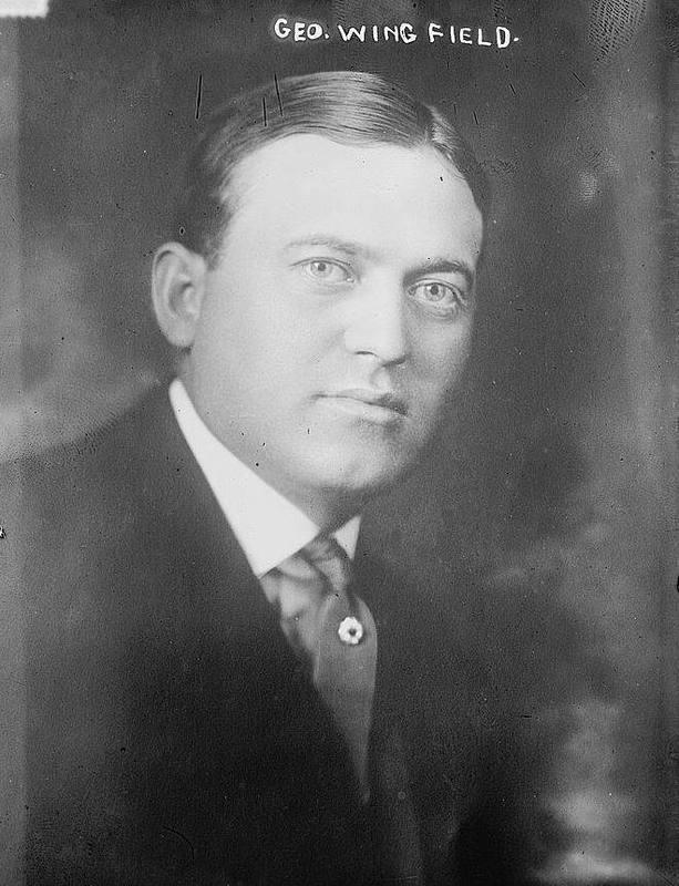 George Wingfield, 1910