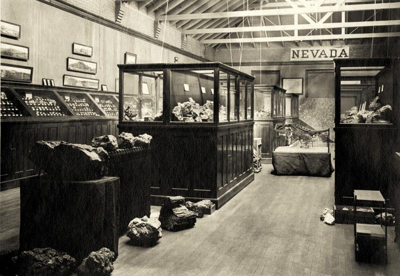 Keck Museum, ca. 1920