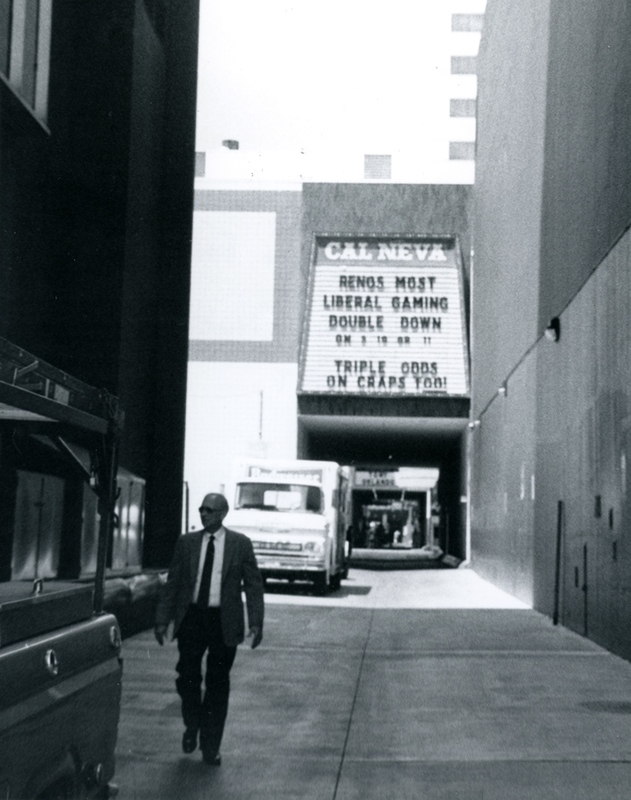 Lincoln Alley, 1986
