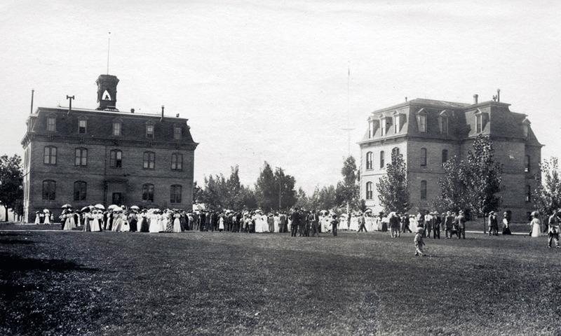 Cane Rush, 1911