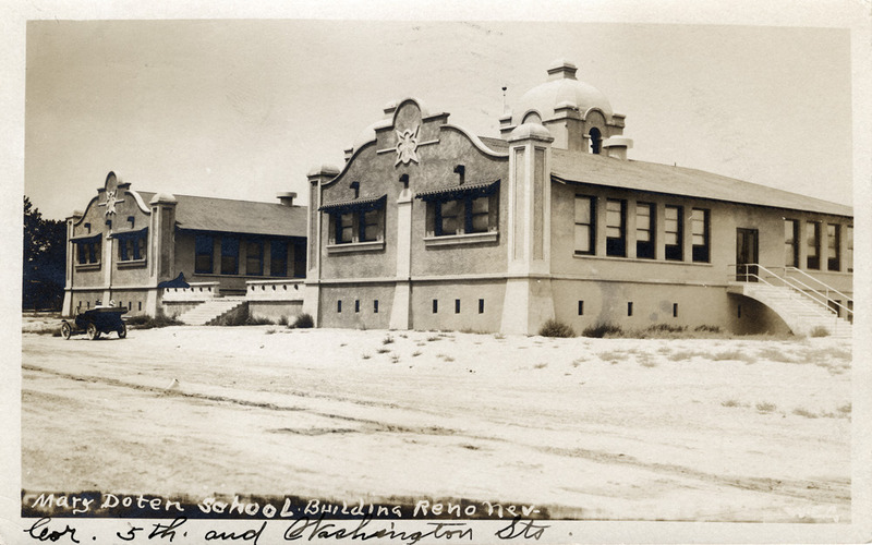 Mary S. Doten School, 1912