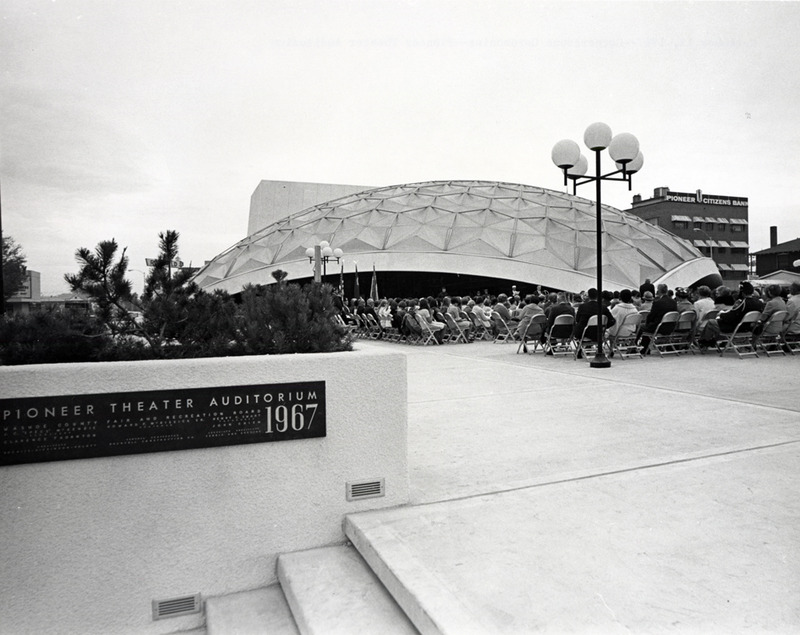Cornerstone Ceremony, 1967