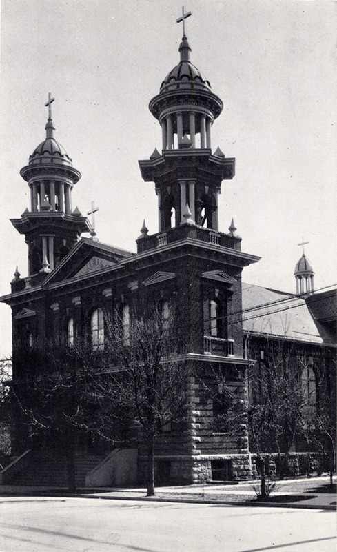 Photo of St. Thomas Aquinas Cathedral