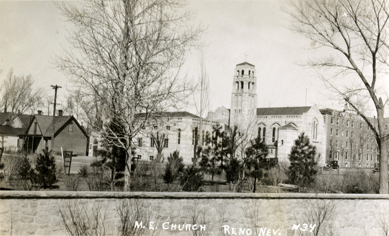 Methodist Episcopal Church in the 1920s