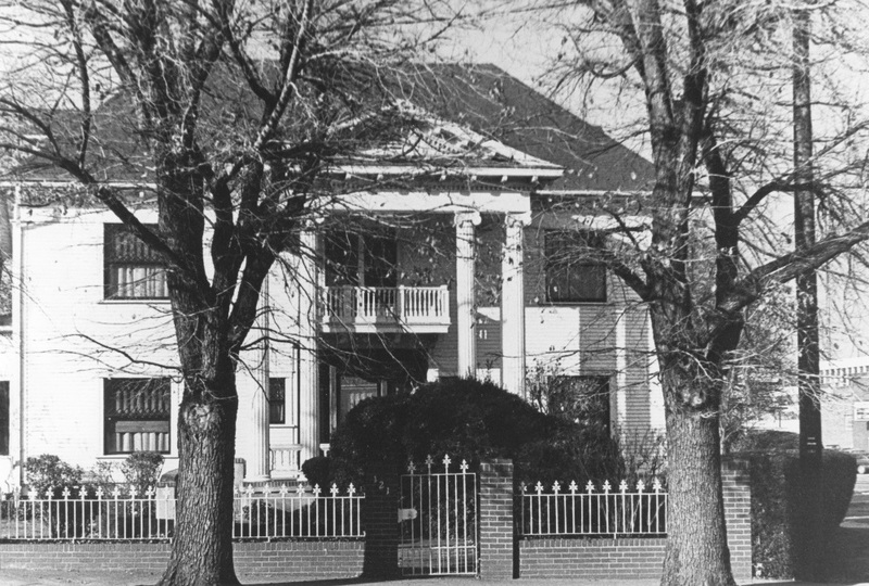 Levy House, 1970s