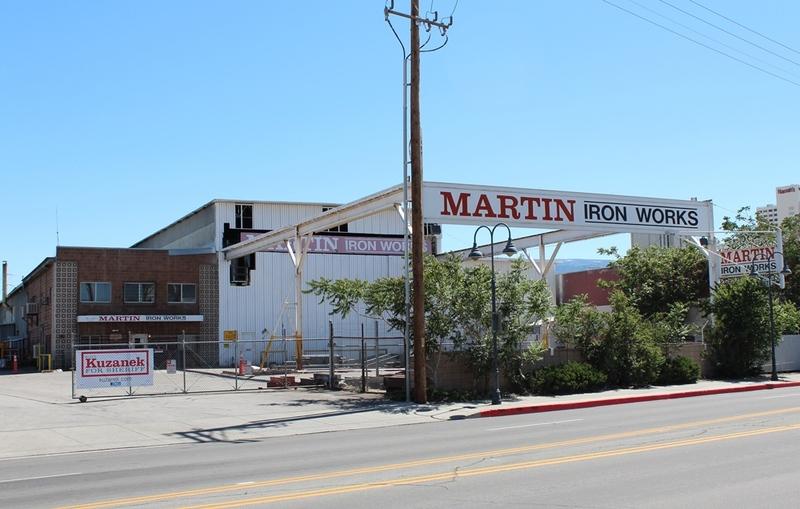 Martin Iron Works, 2014