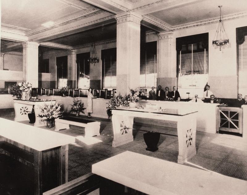 Interior, ca. 1934