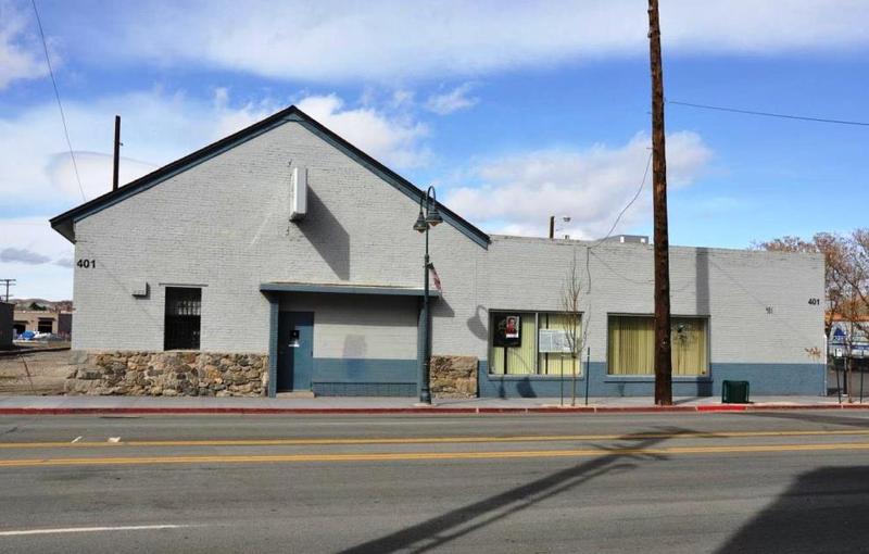 Shop building, 2011