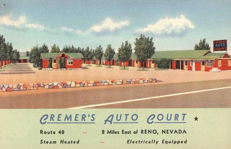 Cremer's Auto Court