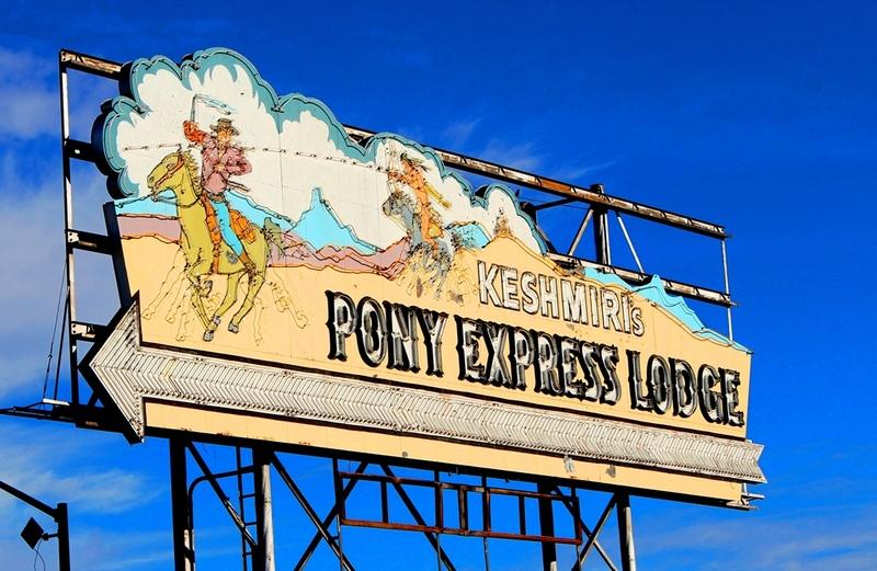 Keshmiri's Pony Express Lodge