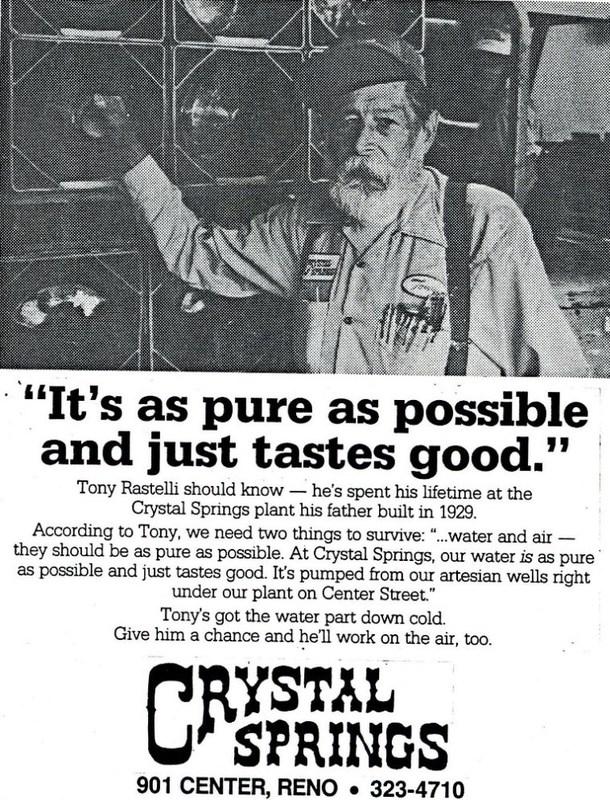 Tony Rastelli, 1986
