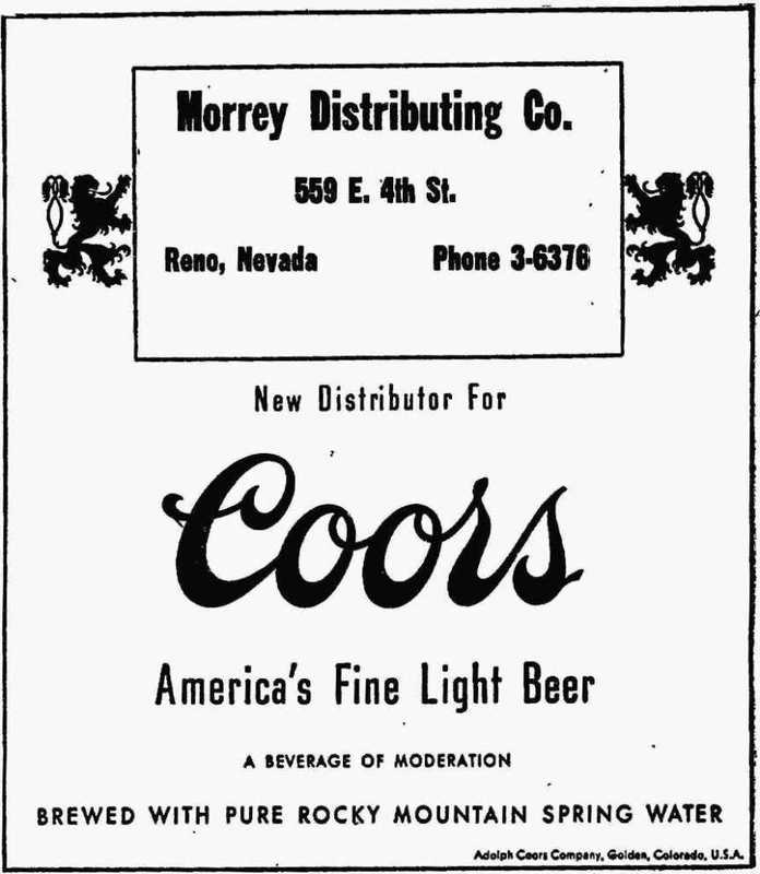 Morrey Distributing Co.