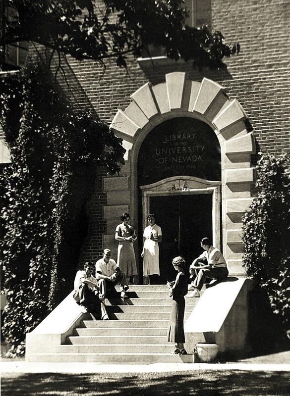 Campus, ca. 1936