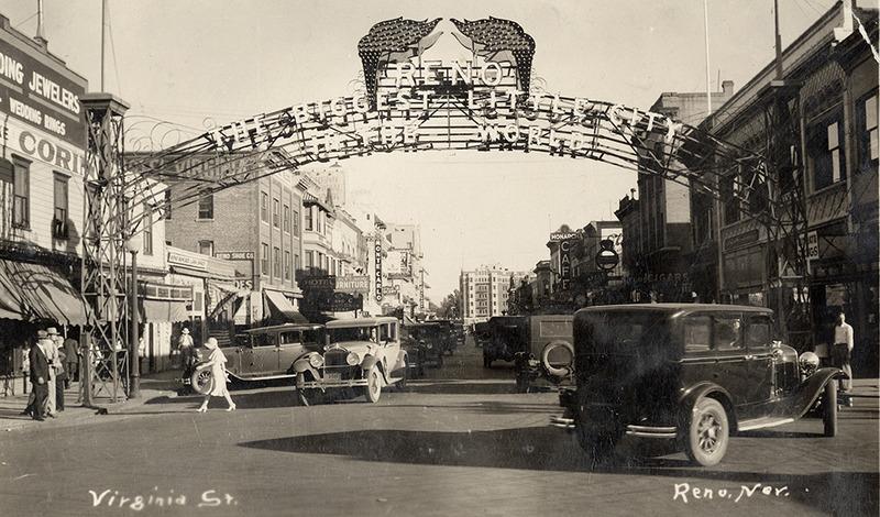 New slogan, ca. 1930