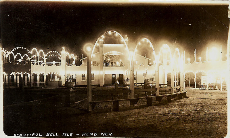 Electric lights, ca. 1911