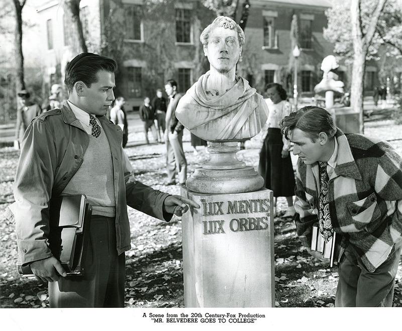 """More """"Mr. Belvedere,"""" 1949"""