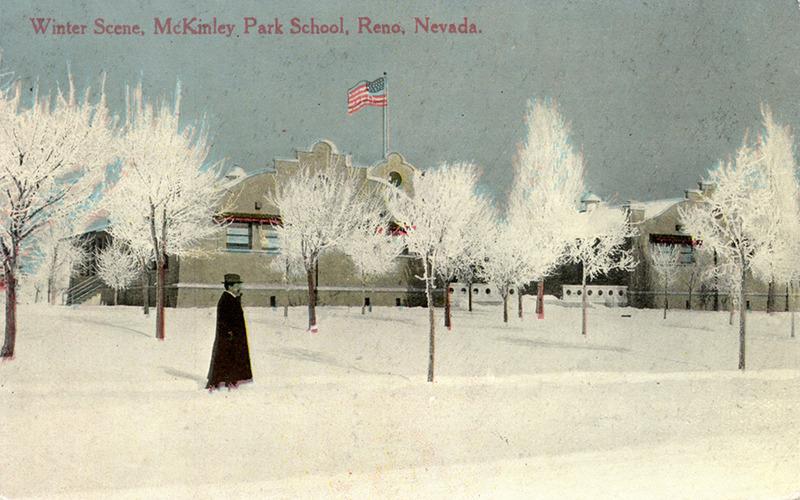 Winter Scene, 1920s