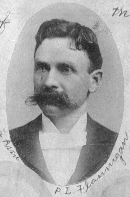 Patrick Flanigan, 1895