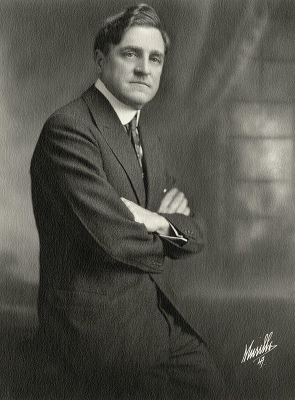 Donor William A. Clark Jr.