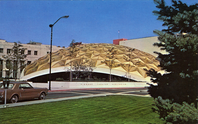 Pioneer Theater, ca. 1975
