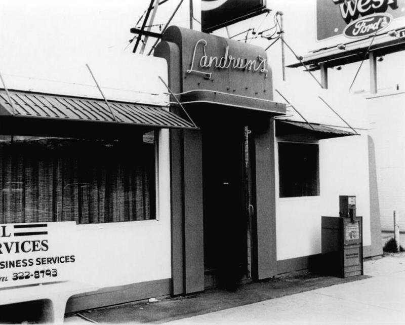 Landrum's, 1983