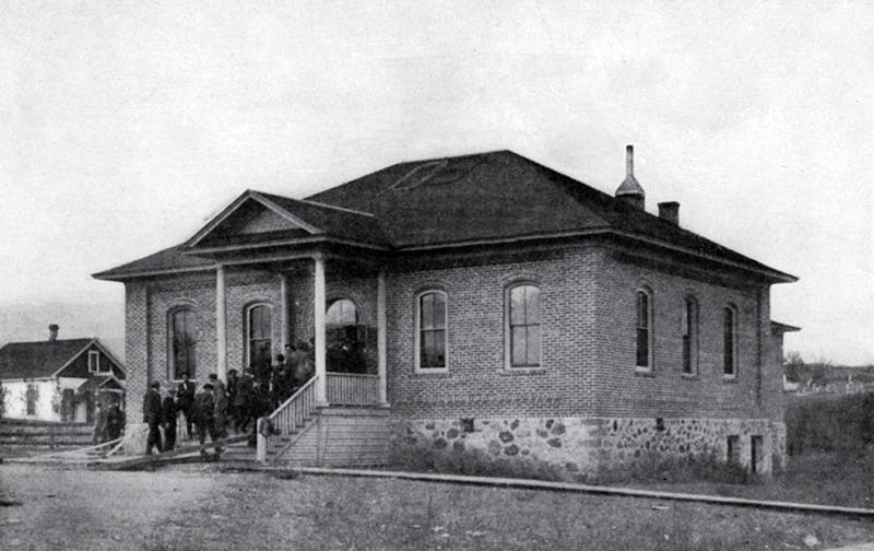 Dining Hall, 1908