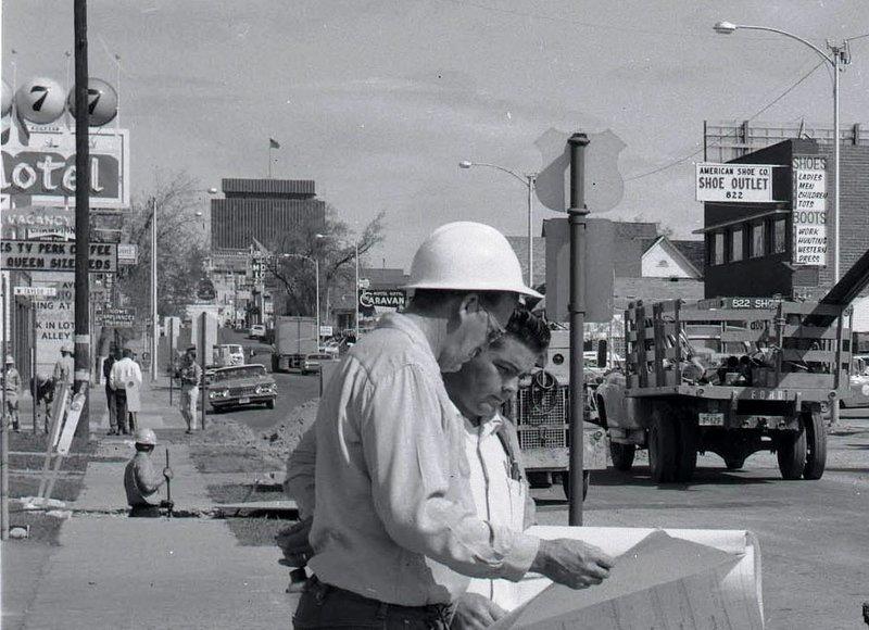South Virginia Street, 1965