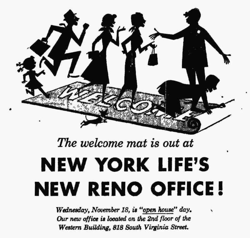 New York Life, 1953