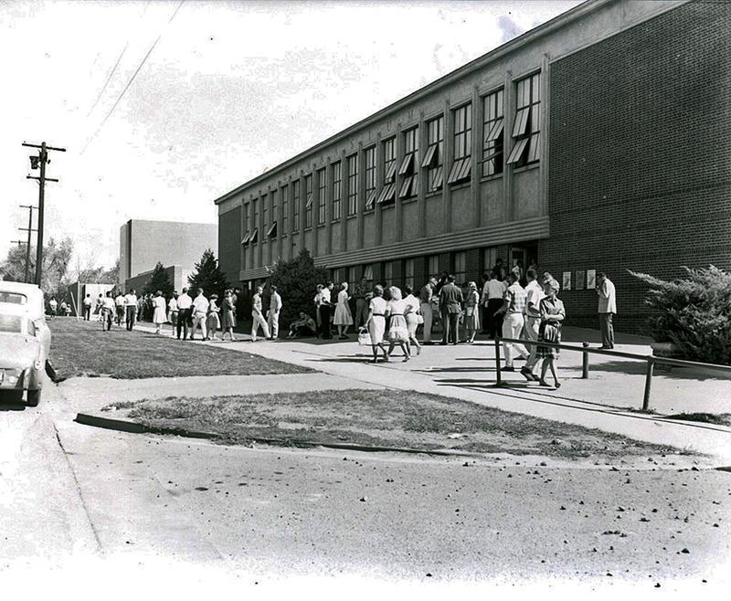 Registration, 1956
