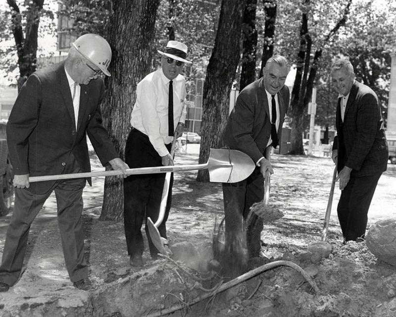 Groundbreaking, 1966