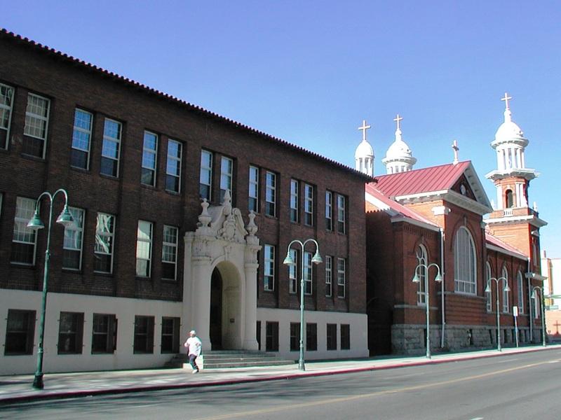 School building, 2004