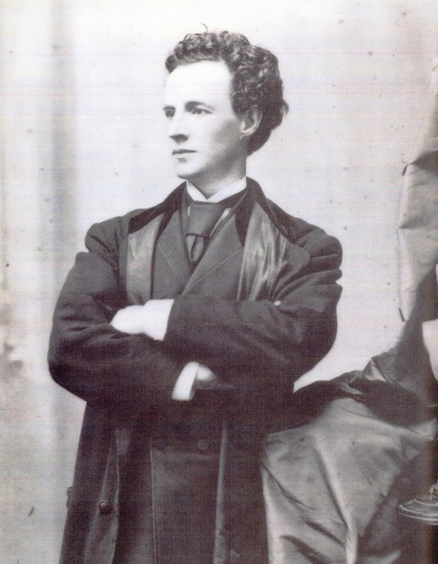 A youthful Francis Newlands