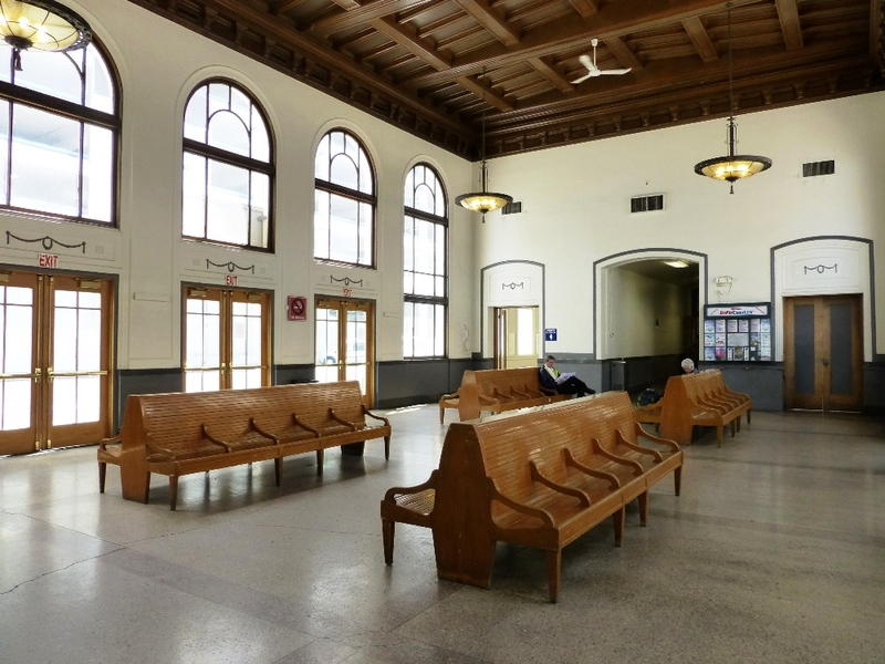 Waiting Room, 2013