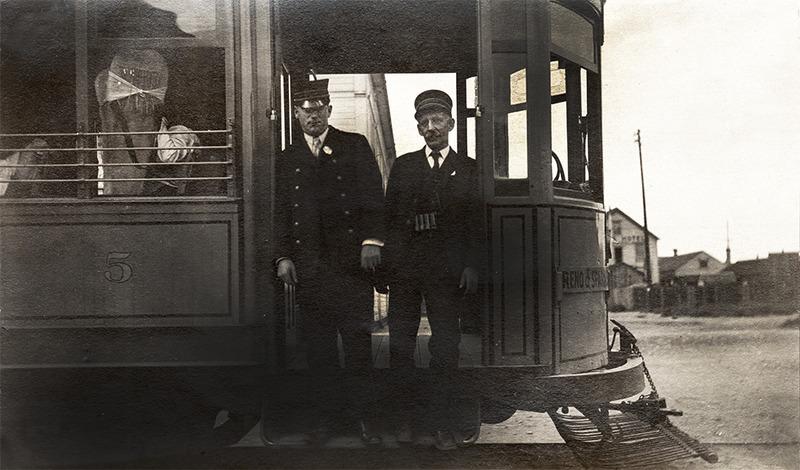 Car No. 5, 1906