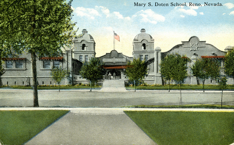 Mary S. Doten School, 1920s