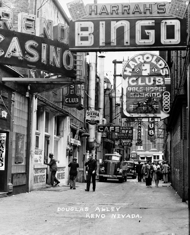 Clubs, Casinos, and Cafes, 1940s