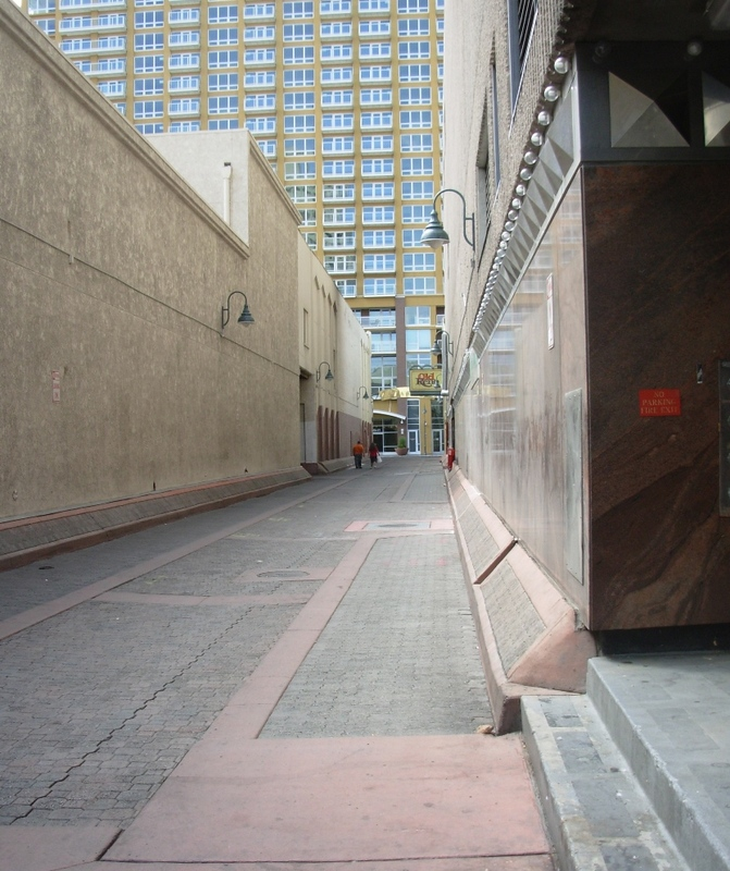 Douglas Alley, 2009