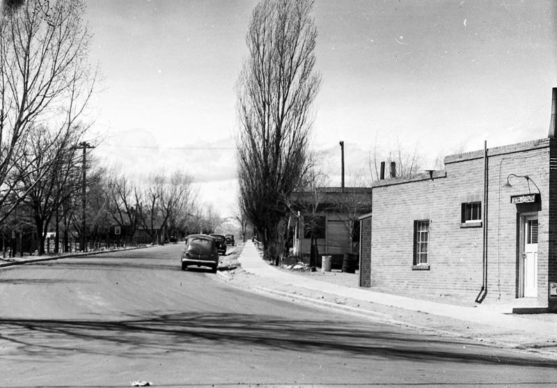 Mount Rose Street, ca. 1950