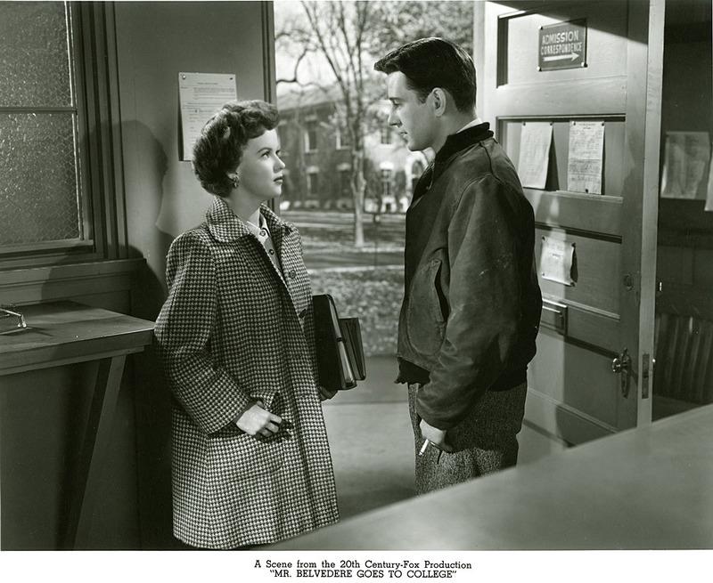 """Mr. Belvedere,"" 1949"
