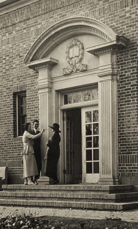 1920s faculty