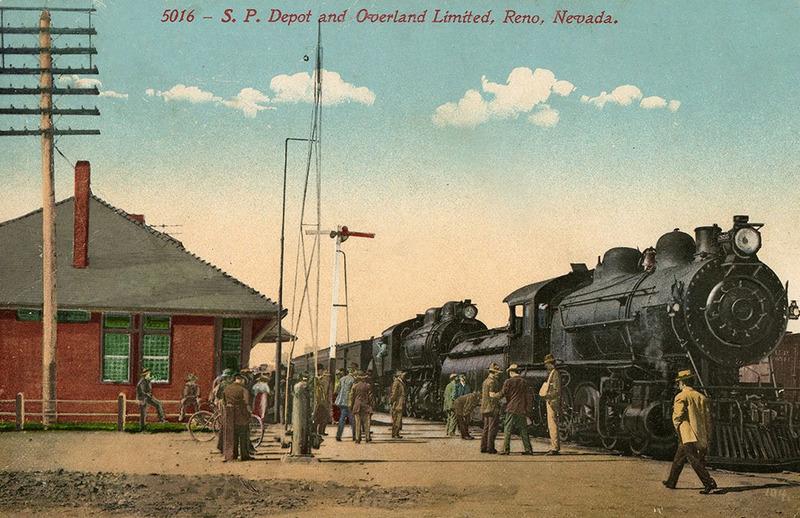 Overland Express