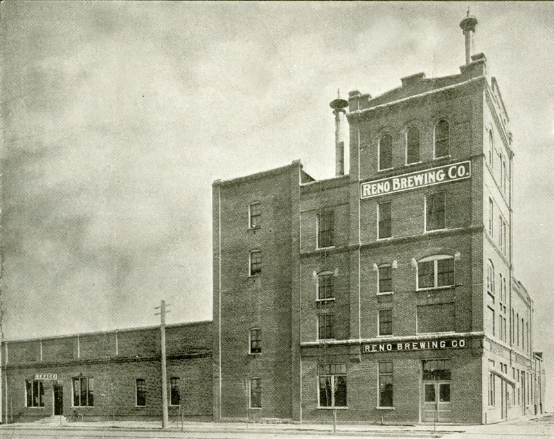 Reno Brewing Co., 1917