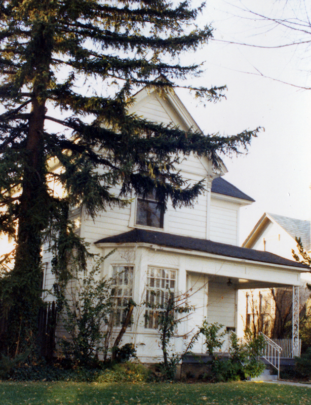 The William M. Berry family house