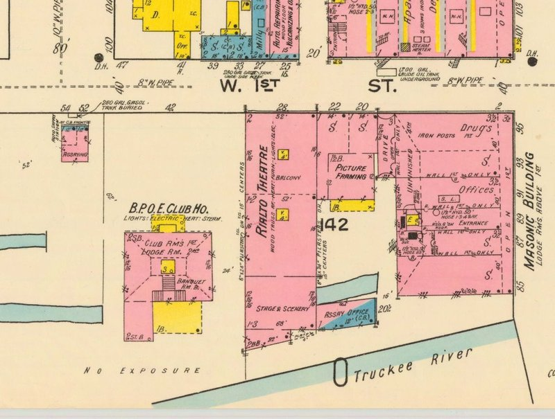 1918 Sanborn map