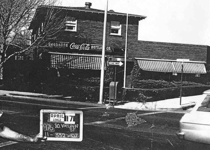 Charming corner, 1962